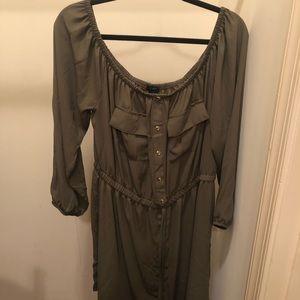 Rue21 off the shoulder dress
